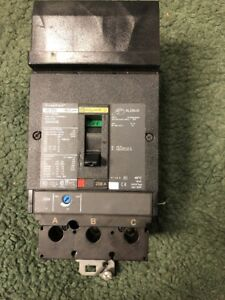 New Square D Jda36250 I Line Circuit Breaker Powerpact