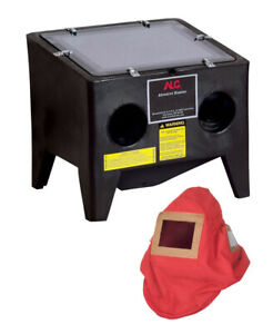 Alc Usa Made 40389 Benchtop Abrasive Media Blasting Cabinet