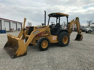 John Deere 310se 4x4 Turbo Backhoe