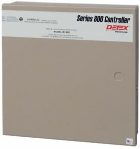 Detex Series 800 Model 81 800 Special Application Power Supply Latch Retraction