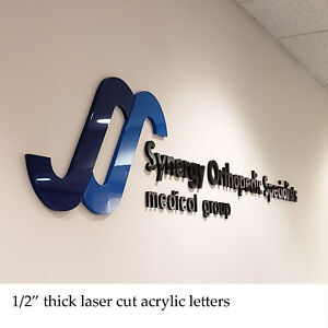 Office Logo Sign Office Reception Sign Attorney Sign Business Sign