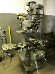 Alliant Mill Bridgeport Shaper Attachment Lyman Power Feed