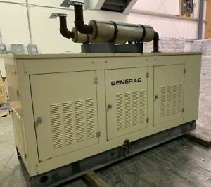 100 Kw Generac Generator Single Phase