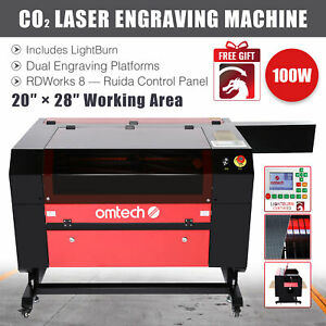 100w Co2 Laser Engraving Machine Engraver Cutter W Usb Interface