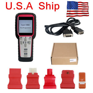 Usa Ship Super S B B2 Auto Programmer Tool For Immo Odometer Obd Software Tpms