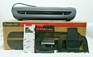 Swingline Gbc 1703078a Fusion 5100l 12 Laminator Machine 1 Min Warm Up