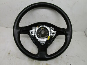 Vw Mk4 20th Anniversary Gti Steering Wheel Gli Perforated Black Gti Gli Oem