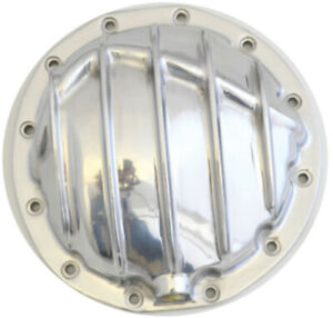 Gm 12 Bolt 8 875 Ring Gear Polished Differential Cover Rear Rearend Axle Lid