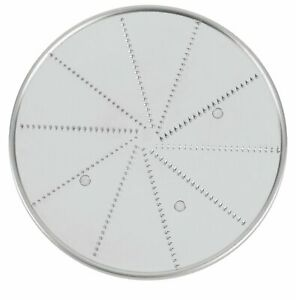 Waring Commercial Wfp113 Food Processor Fine Grating Disc 5 64 inch