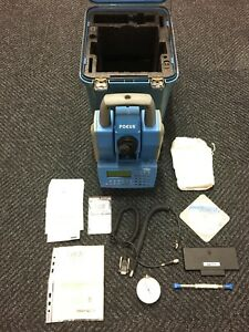 Trimble Spectra Precision Focus 10 3 Robotic Total Station