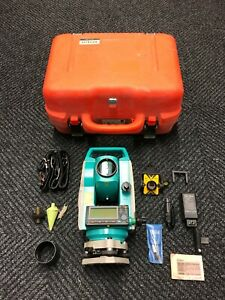 Sokkia Set630r Set 630 630r Reflectorless Total Station W Charger