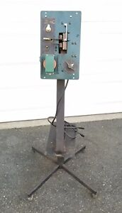 Vintage Grob Brothers Portable Up To 1 2 Bandsaw Blade Welder 115 Volts