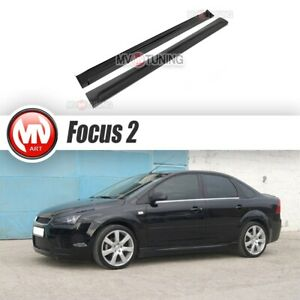 Mv Tuning Side Skirts Icc Style Body Kit For Ford Focus 2 Mk Ii Gen 2004 2011