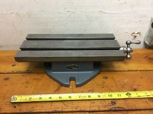 Mastercraft Cross Slide Drill Press Milling Table Model 800