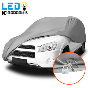 Fit For Toyota 4runner 2000 2017 Car Cover Custom Fit All Weather Protection