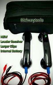 Continuity Tester Electrician Phones Loop Check Phones Instrument Tech