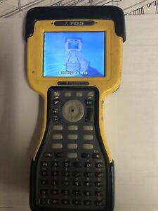 Trimble Tds Ranger Survey Data Collector Total Station Gps With Charger