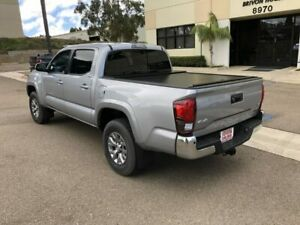 Truck Covers Usa American Roll Bed Cover 2016 2019 Toyota Tacoma 6 Bed Cr447