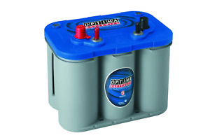 Optima Batteries 8016 103 D34m Bluetop Starting And Deep Cycle Marine Battery