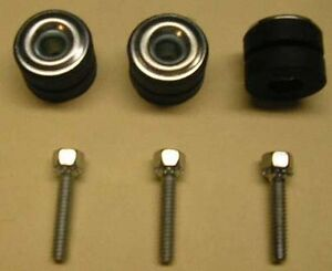 1967 Chevy Impala 2 Speed Windshiled Wiper Motor Mounting Grommets