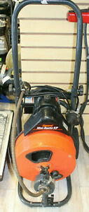 General Mini Rooter Xp Drain Cleaning Machine used Pickup Nj
