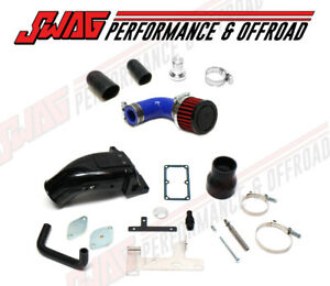High Flow Intake Horn Manifold Egr Ccv Kit For 10 11 Dodge 6 7l Cummins Diesel