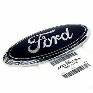 2010 2018 New Ford Oval Emblem Tailgate Badge Oem Aa8z 9942528 a