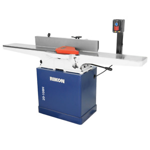 Rikon 20 108h 8 Helical Jointer