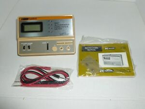 Bk Precision 830 Autoranging Capacitance Meter Vintage Excellent Condition