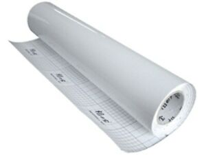 Glossy Vinyl Cold Laminating Film For Laminator 1116x25in 3mil Us Free Shipping
