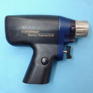 Synthes Ref 530 605 Battery Operated Reamer Drill