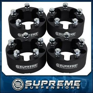 2 Wheel Spacers For 93 98 Grand Cherokee 5x114 3mm 1 2 x20 4x2 4x4