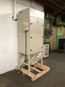 Handler Torit Red Wing 3hp Dust Collector Cartridge Type 103 Late Model