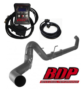 Efi Live Sotf Autocal With 5 Turbo Back Exhaust 2006 09 5 9l Cummins