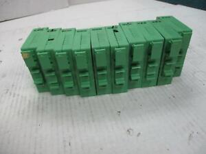lot Of 10 Mescon Technologies Isotec 3 4 20ma Current Loop Isolator