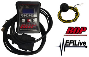 Bdp Efi Live Autocal Tuner With Switch 2001 10 Duramax