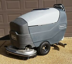 Advance Warrior 32 inch Disk Automatic Floor Scrubber Reconditioned