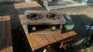 Coronado Antique Kerosene 2 Burner Cooking Stove