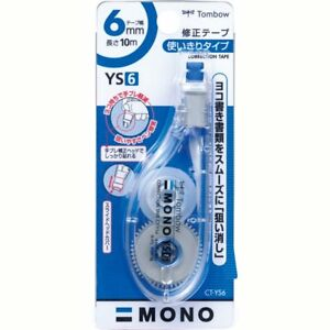 Tombow Correction Tape Blue Body Ys6 Ct ys6 10 Sets japan Import
