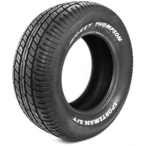 Mickey Thompson 6023 Sportsman S t P215 70r15 15 0 In Rim Dia 26 7 In