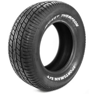 Mickey Thompson 6028 Sportsman S T P255 60r15 15 0 In Rim 27 0 In Dia