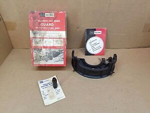 Craftsman 7 Molding And Dado Guard For Arm Saws Drilling And Routing Adapter