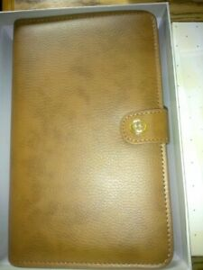 brand New Caramel Webster Pages Color Crush Personal Planner