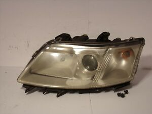 2003 2004 2005 2007 Saab 9 3 Halogen Driver Side Left Headlight Assembly 5918
