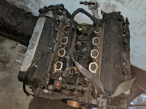 03 04 Ford Mustang Cobra Svt Engine Supercharged 4 6l Longblock For Parts