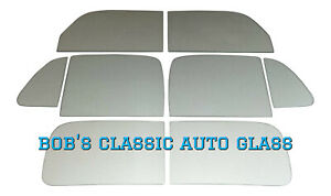 1949 Ford Convertible Flat Glass Kit New Classic Auto Vintage 2dr Windows 2 Door
