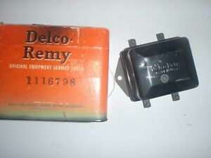 Rare Nos Delco Overdrive Transmission Solenoid Control Relay 40 41 42 46 Nash