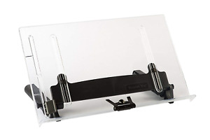 Vu Ryte Adjustable Document Copy Holder In line With Monitor 175 Sheets Holds