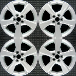 Set 2011 2012 2013 2014 Toyota Corolla Matrix Oem Factory 16 Wheels Rims 69590