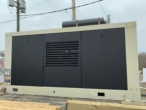 45 Kw Kohler Generator Natural Gas Propane 1100 Hours Single And 3 Phase We Ship